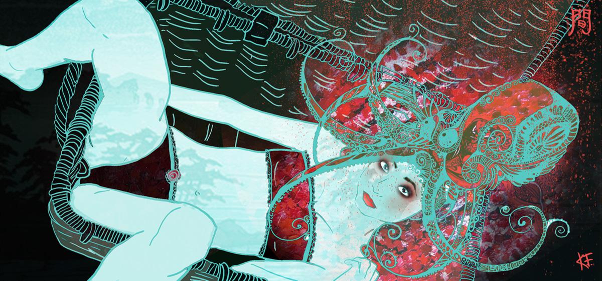 contact Kateryna fedorova illustrator art-katana